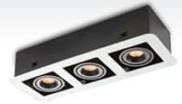 Светодиодный LED карданный светильник 27 Вт LDC891