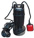 Дренажный насос VOLKS pumpe QDX7–21 1.3кВт, фото 6