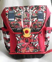Школьный рюкзак для мальчика. Формула-1, фото 1