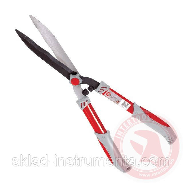 Ножницы для стрижки кустарников 584 мм с волнистыми лезвиями