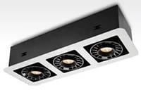 Светодиодный LED карданный светильник выдвижной 54 Вт
