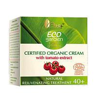 Органический крем с экстрактом томата 40+ - Eco Garden-Certified Organic Cream With Tomato, 50 мл