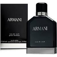Мужская туалетная вода Armani Eau de Nuit Pour Homme ( 100 мл ) ( черные )