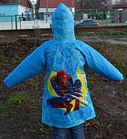 Дождевик для мальчиков Spider man 0474 S