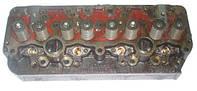Головка блока цилиндров Д-245 Евро3    (свечи накаливания,инжектор )