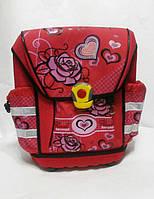 Школьный рюкзак для девочки. Розы, фото 1