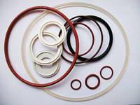 Силиконовые маслостойкие изделия: прокладки, кольца, манжеты, уплотнения, смеси сырые