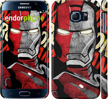 "Чехол на Samsung Galaxy A3 (2016) A310F Iron Man ""2764c-159"""