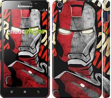 """Чехол на Lenovo A7000 Iron Man """"2764c-120"""""""