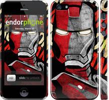 "Чехол на Xiaomi Mi4c Iron Man ""2764c-178"""