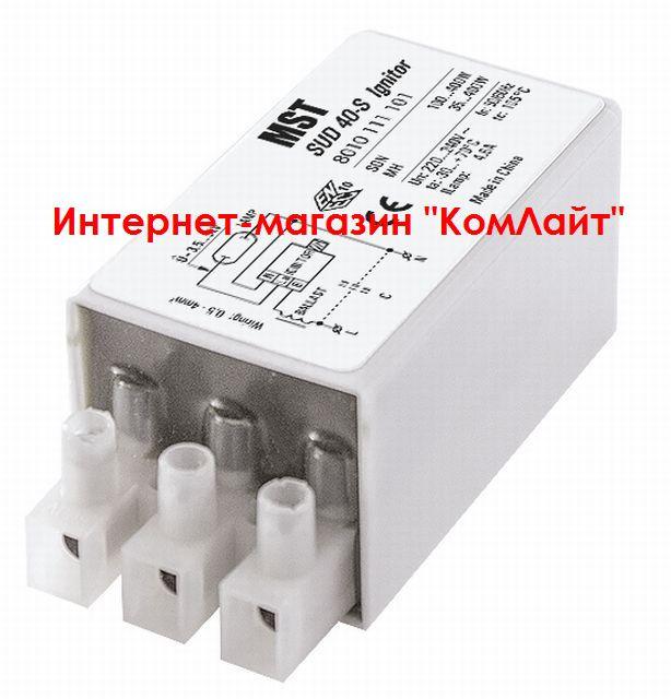 ИЗУ игнитор MST SU 38-S 220-240V 50/60Hz