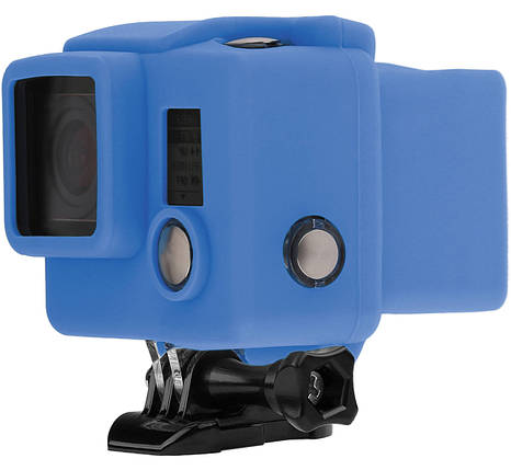 Силиконовый чехол для бокса GoPro HERO 3+/4, фото 2