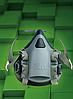 Полумаска респираторная 3M-MAS-7500