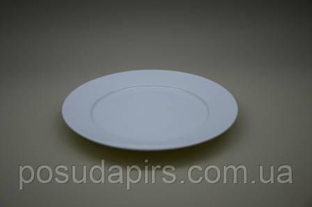 """Тарелка круглая 6""""(15,2см) с бортом YF002"""