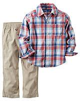 Комплект брюки + рубашка