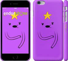 "Чехол на iPhone 6 Plus Adventure Time. Lumpy Space Princess ""1122c-48"""