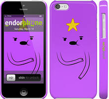"Чехол на iPhone 5c Adventure Time. Lumpy Space Princess ""1122c-23"""