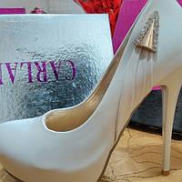 Туфли свадебные Лабутены разм.40 и 35