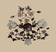 Люстра в стиле флористика  04545/3 СС