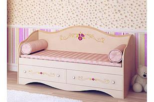 """Кровать-диван """"Provance"""" с ящиками"""