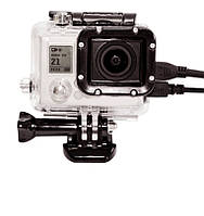 Бокс с прорезями для GoPro Hero 3/3+/4 Skeleton Housing