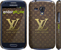 "Чехол на Samsung Galaxy S Duos s7562 Louis Vuitton 2 ""455c-84"""