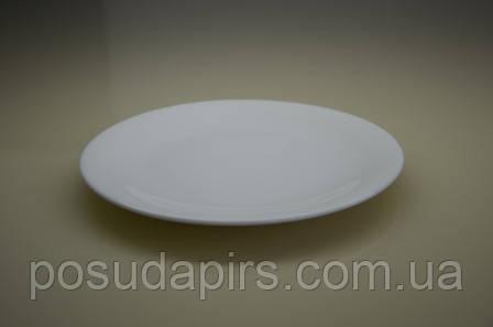 "Тарелка круглая 10""(25,5см) без борта YF026"