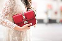 Сумка Valentino Glam Lock - выбор фешн блоггеров и модниц.