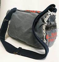 Синяя спортивная сумка. Рыба, фото 2