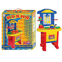 Детская игровая Кухня 3 пластик ТМ Технок 2124