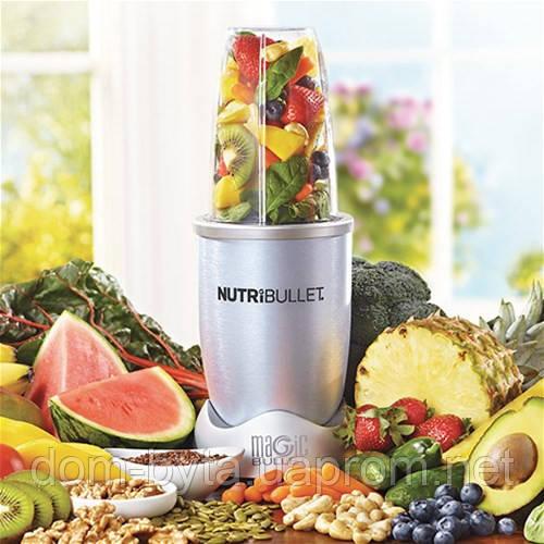 Кухонный комбайн блендер  NutriBullet 600 Вт 12 предметов