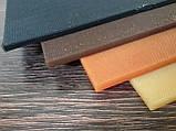 Полиуретан обувной ШОСТКА EXTRA LUX рифлёный 290*130*6 мм, цвет коричневый, фото 3
