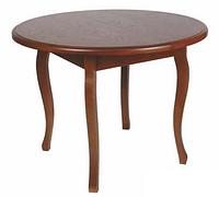Стол деревянный раскладной Классик  /  Стіл дерев'яний розсувний Класік