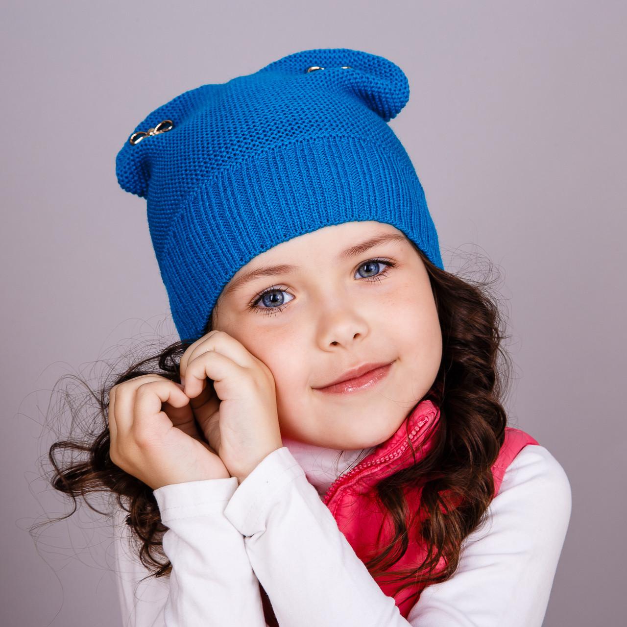 Шапка для девочек осень-зима - Артикул 1742, фото 1