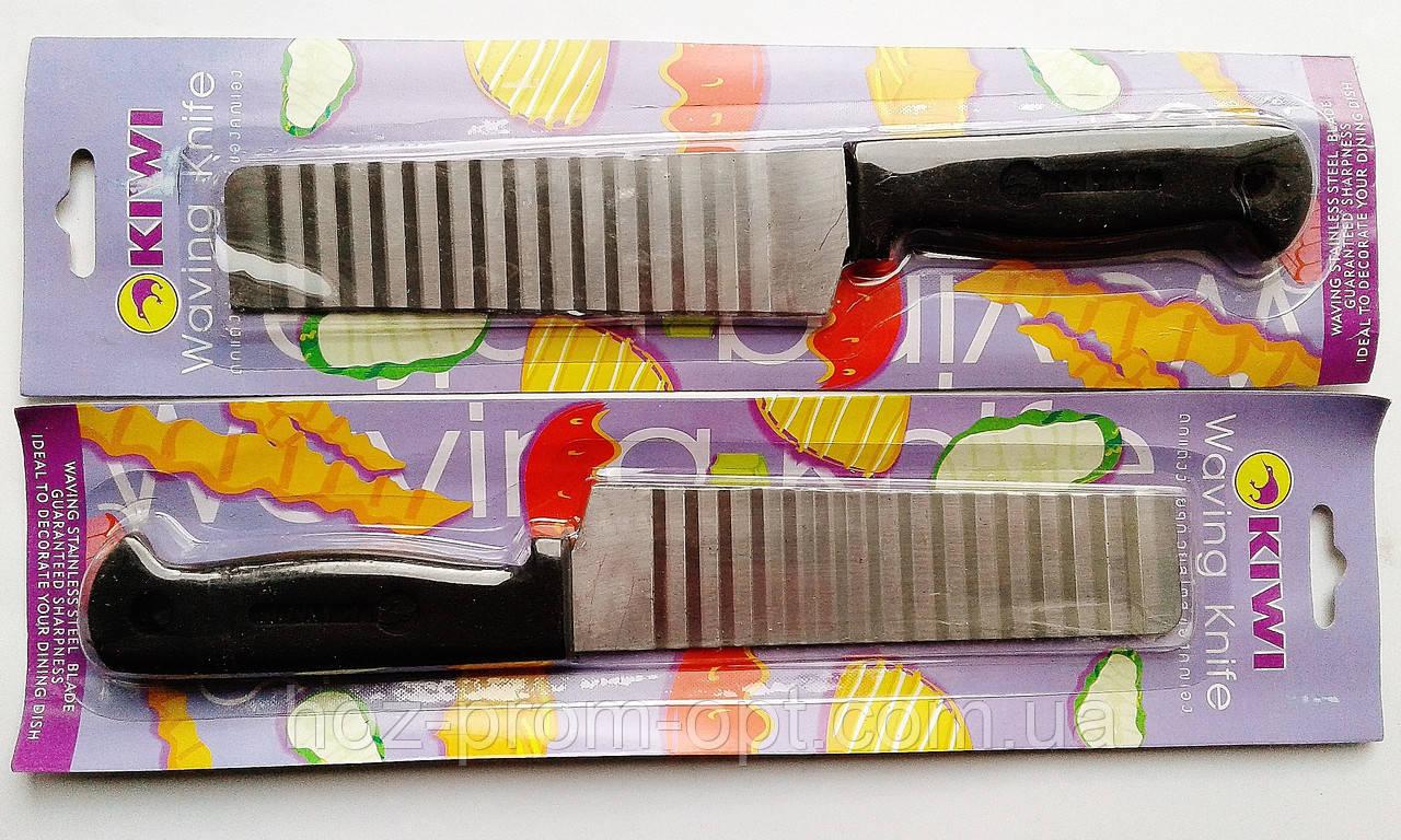 """Нож для нарезки сыра и овощей """"ВОЛНА"""""""