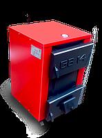 Твердопаливний котел Грінбернер-14 з ручним завантаженням палива