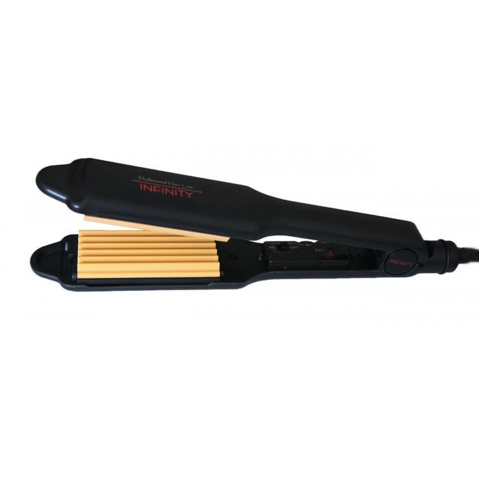 Гофре для волос Infinity IN033TW, покрытие керамическое