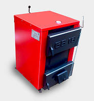 Твердопаливний котел Грінбернер-18 з ручним завантаженням палива