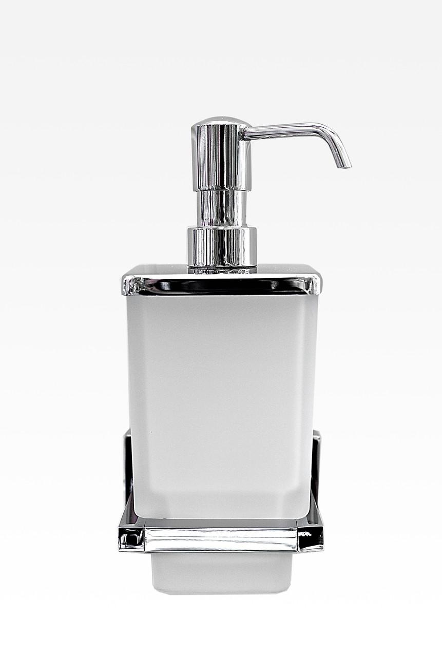 Дозатор жидкого мыла серия DeLux