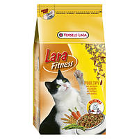Lara (Лара) Фитнес Курица для активных котов сухой корм, 0,05кг