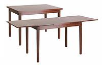 Стол деревянный раскладной Жанет 800  /  Стіл дерев'яний розсувний Жанет 800
