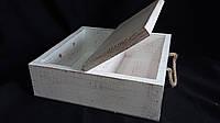 Ящик для мелочей дерево 27Х27Х8см 160\130 (цена за 1 шт. +30 грн.)