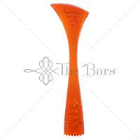 Мадлер d 38 мм, h 230 мм, fluo оранжевый поликарбонат The Bars B002R