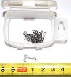 Крючки рыболовные Siweida двойники №12, 25шт, фото 2