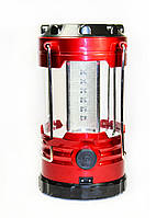 Кемпинговый фонарь-лампа на солнечной батарее  GSH-0999 TC