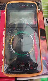 Мультиметр цифровой DT9205A