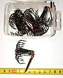 Крючки Siweida тройные №2\0, 30шт, фото 2
