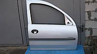 Дверь передняя правая Опель Комбо 2005 г.в. серая
