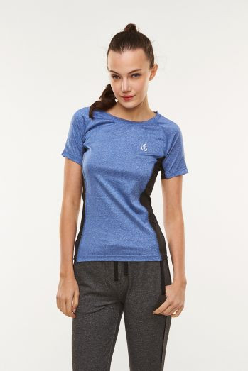 Женская спортивная футболка GLO-Story WPO-1646