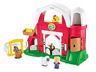 Fisher-Price Большая музыкальная ферма Little People Fun Sounds Farm